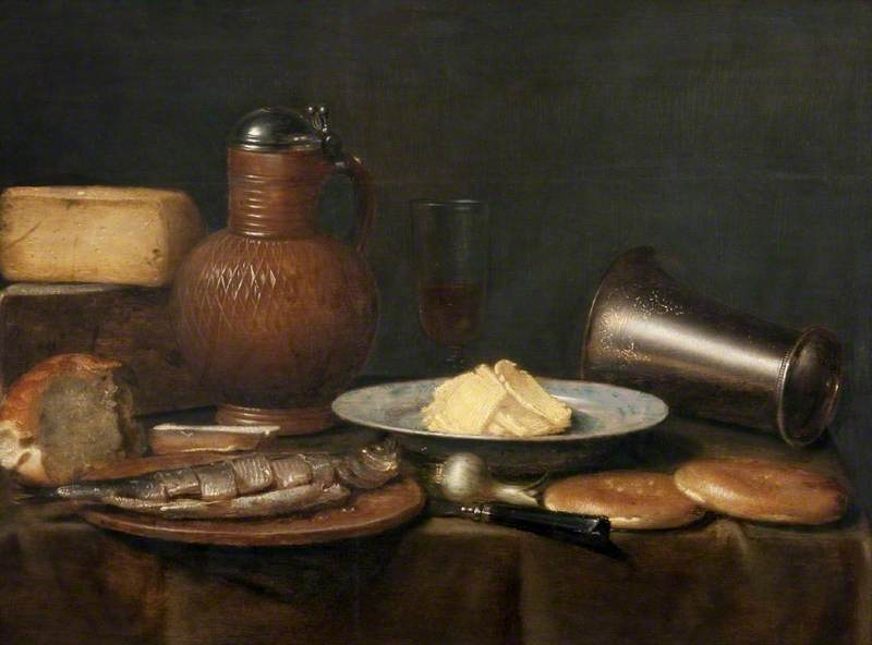 Still Life, a Breakfast Piece