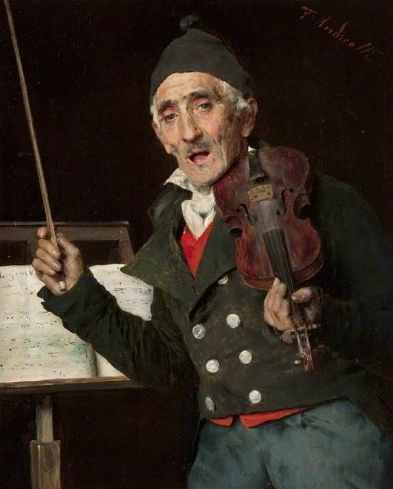The Violin Teacher