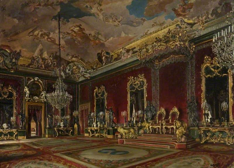 The Throne Room, Madrid