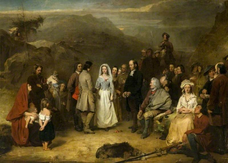 The Marriage of the Covenanter