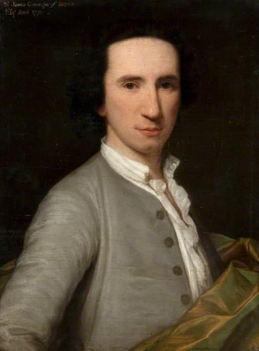 James Carnegie of Boysack (c.1714–1770)