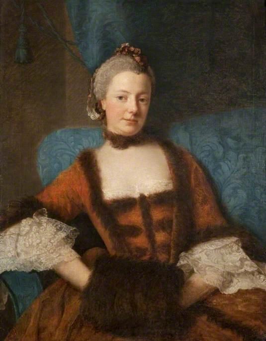 Henrietta Diana (1728–1761), Dowager Countess of Stafford