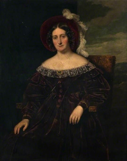 Mrs Hugh Robertson of Gartloch (1798–1846)