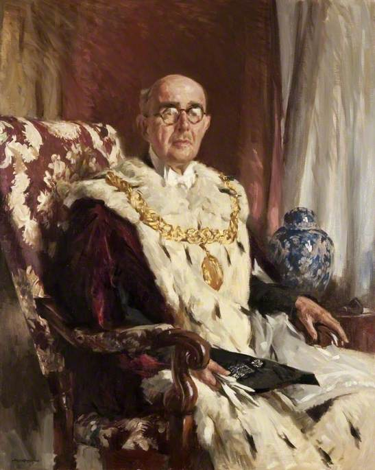 Andrew Hood, Lord Provost of Glasgow (1955–1958)