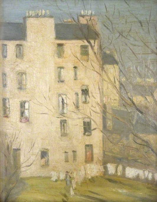Tenements, Edinburgh