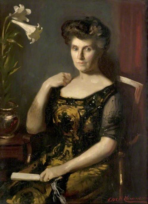 Mrs George Struthers (1856–1946)
