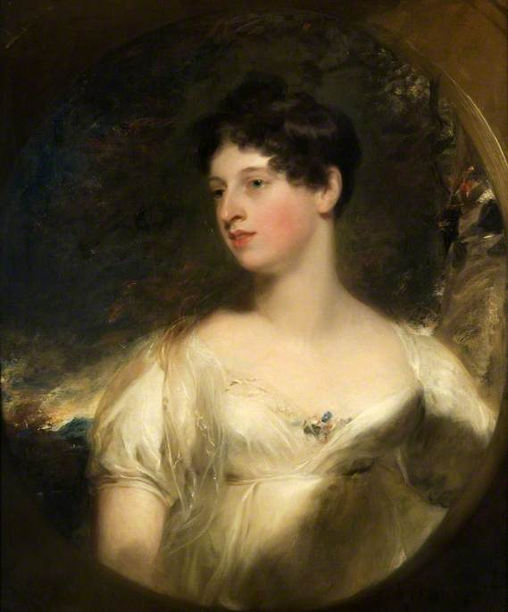 Mrs John Trower (1782/1783–1809)