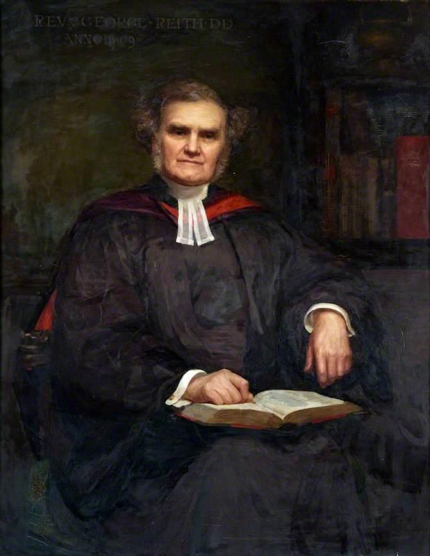 Reverend Dr George Reith (b.1842)
