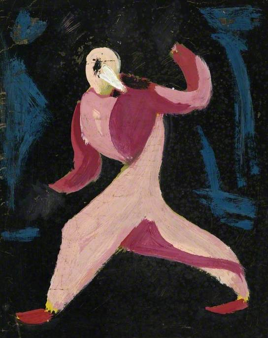 Pink-Costume for 'Ballet of the Palette'