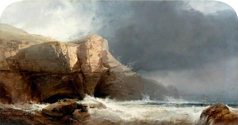 A Rock-Bound Coast