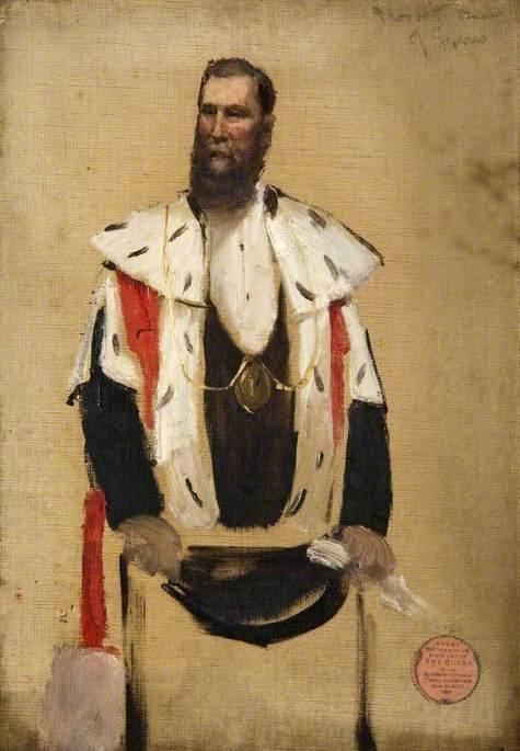 John Burns, Provost of Forres