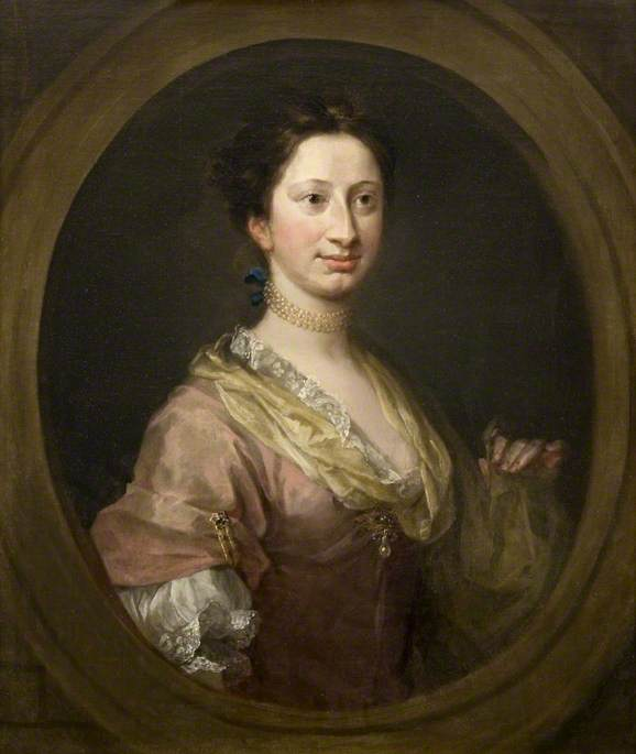 Mrs Ann Lloyd (1717–1757)