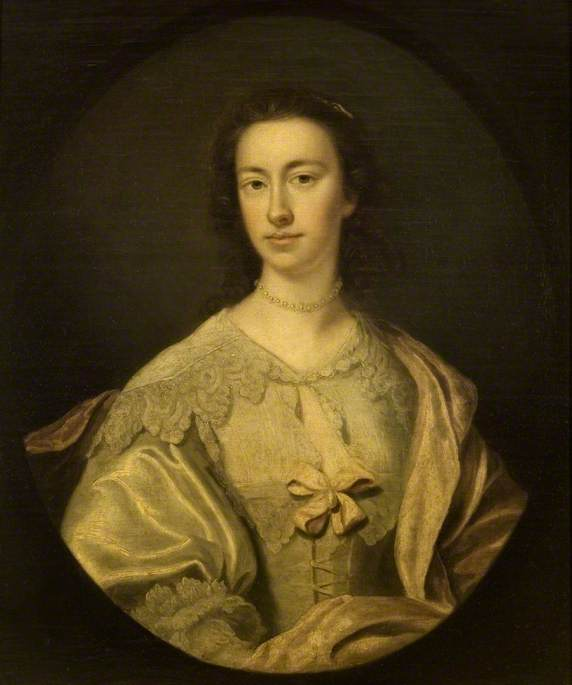 Lady Mary Carew (c.1710/1720–before 1762)