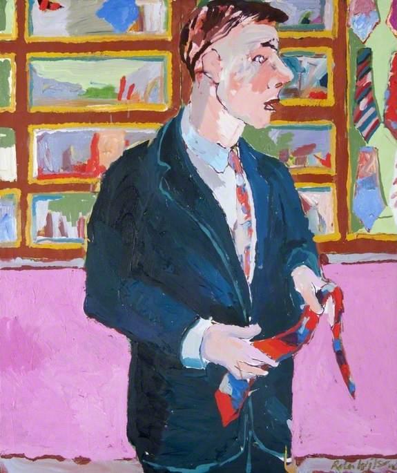 The Tie Salesman