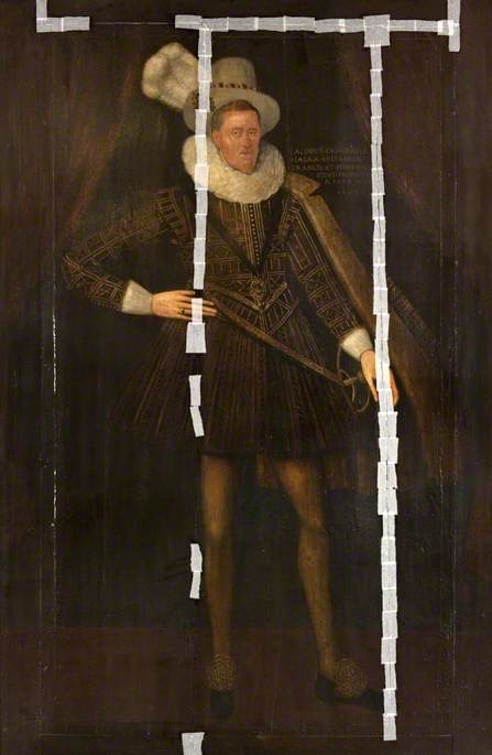 James VI of Scotland and I of England (1566–1625)