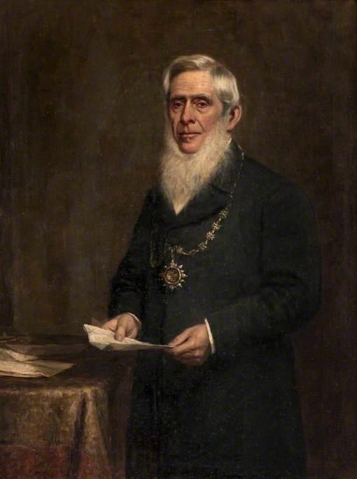 Councillor Alexander Waddell