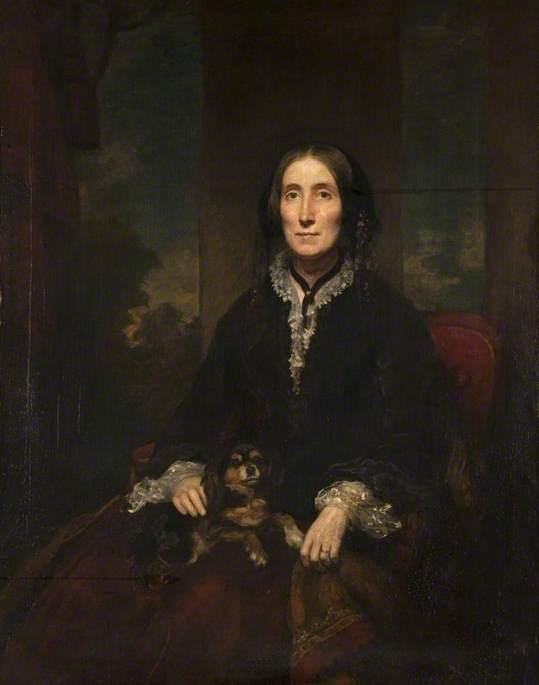 Elizabeth Steven of Polmadie and Bellahouston
