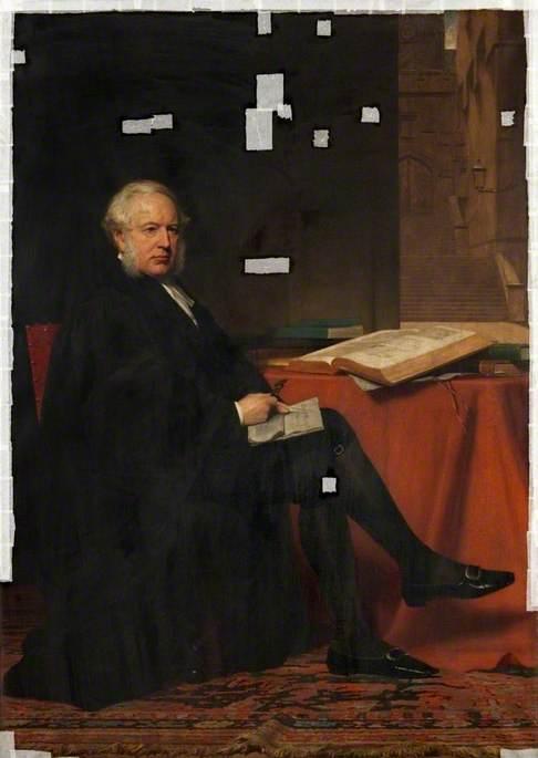 Reverend Robert Buchanan (1802–1875)