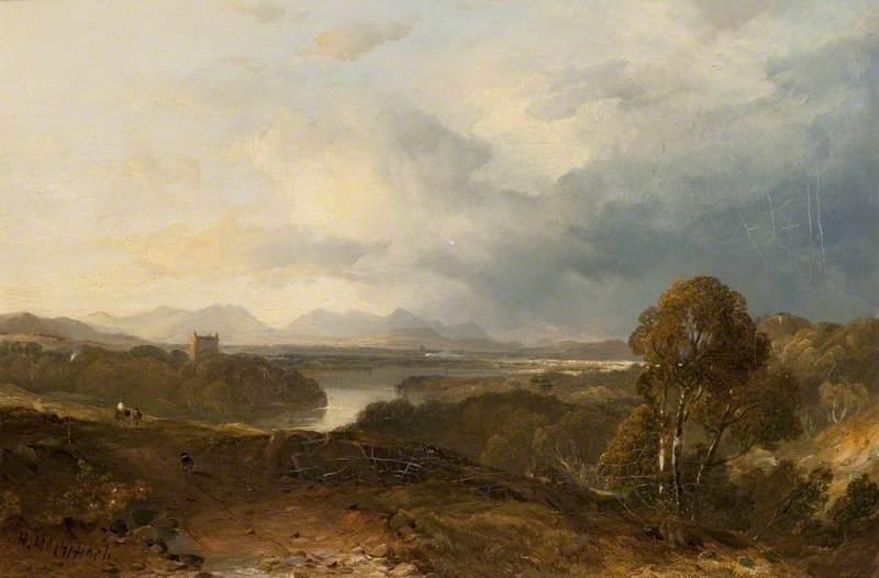 Ross-shire Landscape
