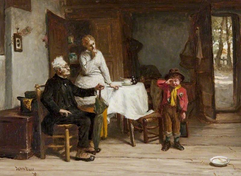 The Dominie's Visit