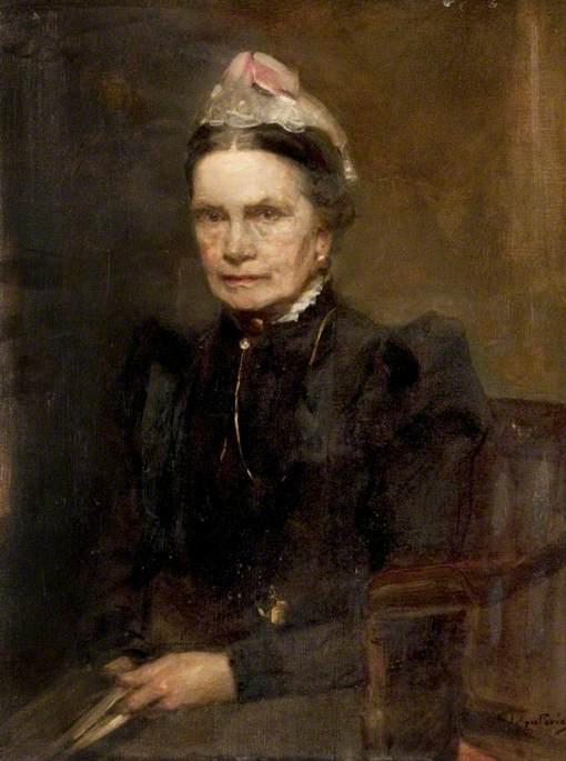 Miss Georgina Kinnear (1826/1828–1914)