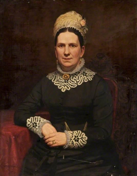 Portrait of a Woman, Half-Length