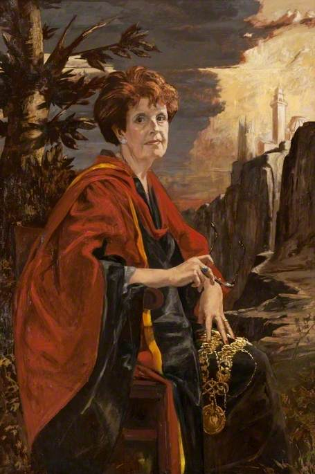 Elizabeth Cameron, Lord Provost of the City of Glasgow (2003–2007)