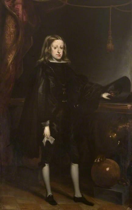 Charles II (1661–1700), King of Spain