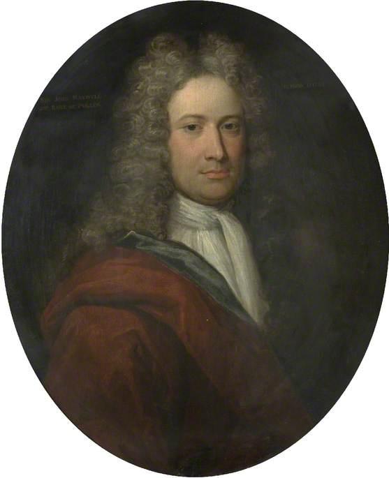 Sir John Maxwell (1686–1752), 2nd Bt