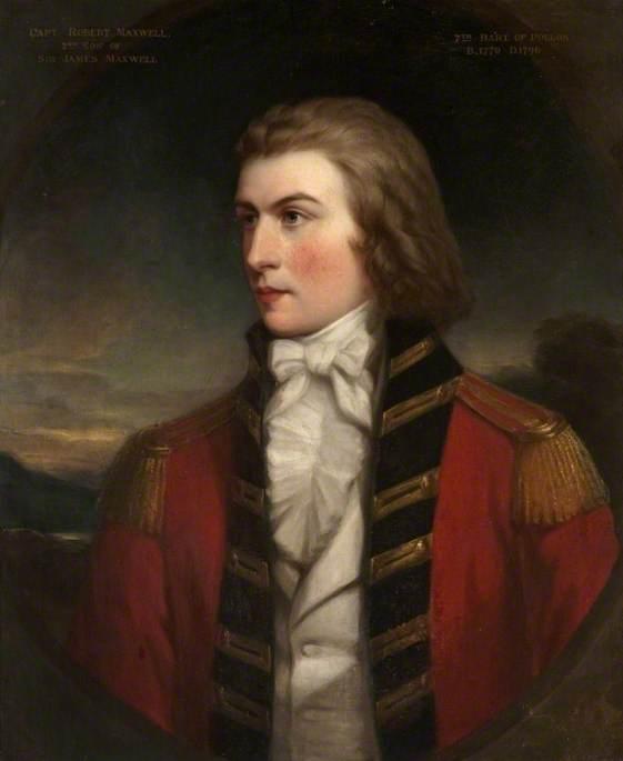 Captain Robert Maxwell (1770–1796)