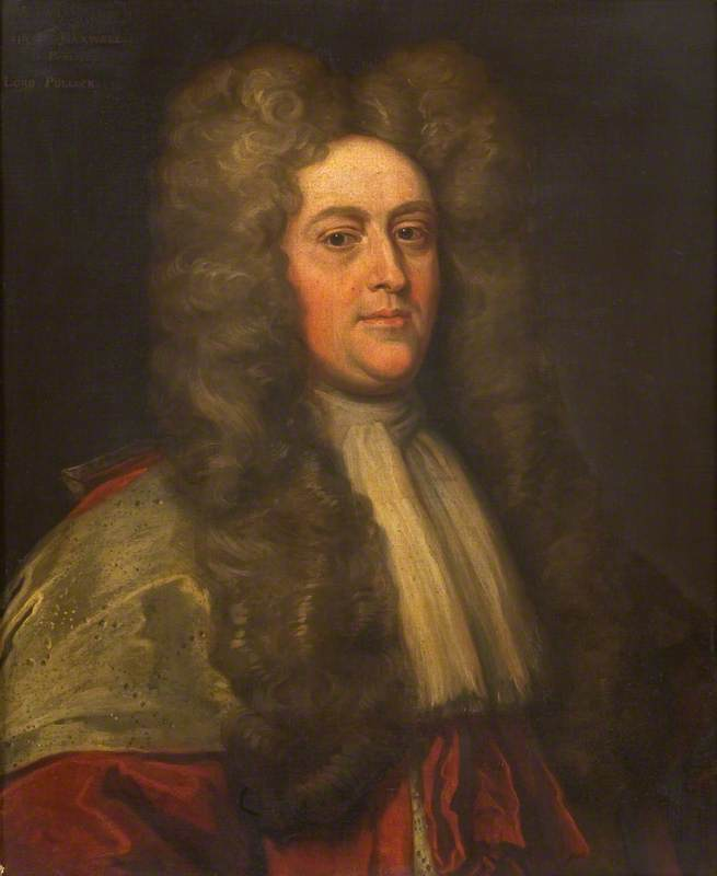 Sir John Maxwell (1648–1732)