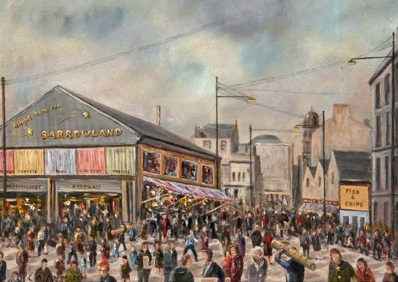 The Barras, Glasgow