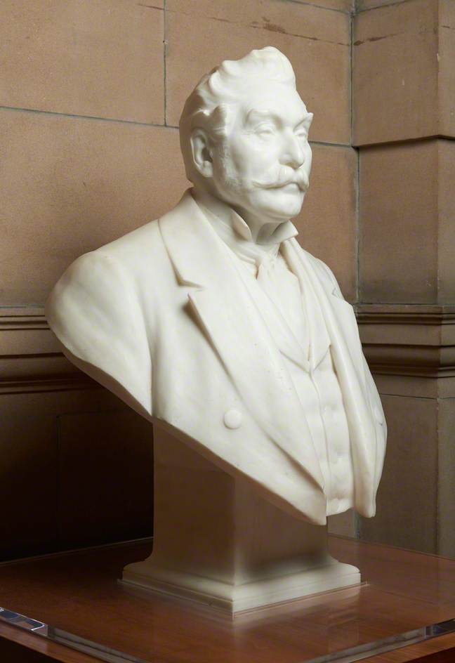 Sir Nathaniel Dunlop (1830–1919)