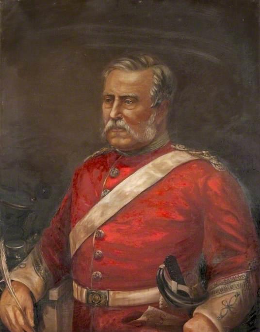 Captain John Crawford