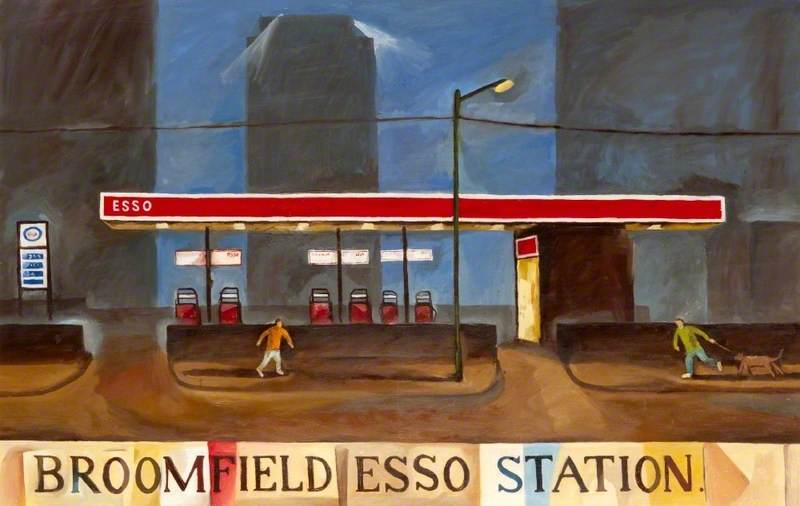 Broomfield Esso Station
