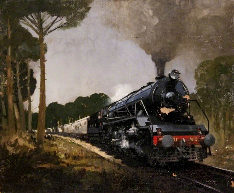 IGR Steam Locomotive