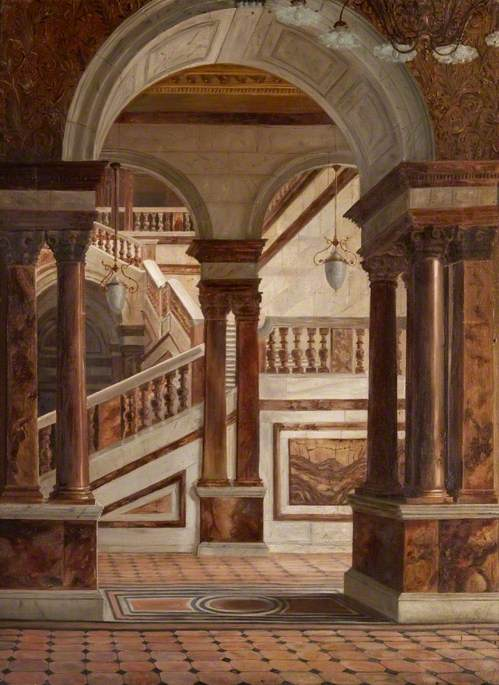 City Chambers Staircase