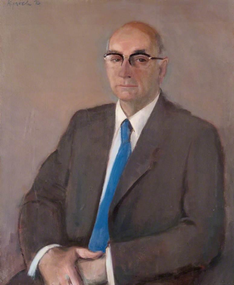 Principal Kenneth Barritt (1914–1997)