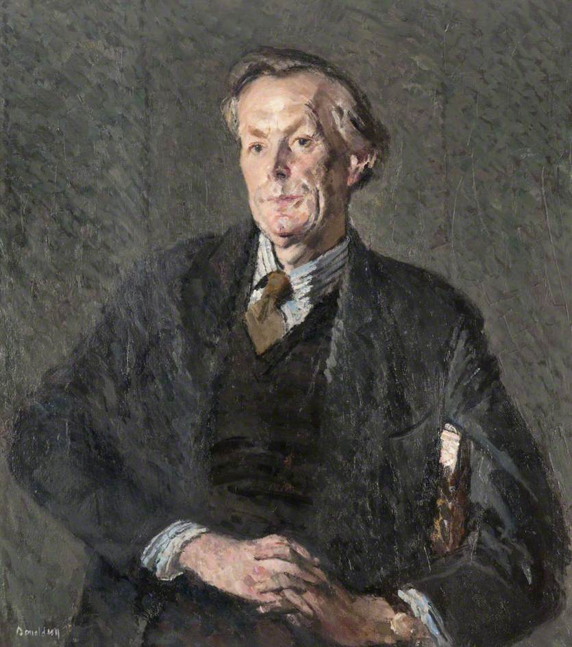 Sir Harry Jefferson Barnes (1915–1982), Director of The Glasgow School of Art