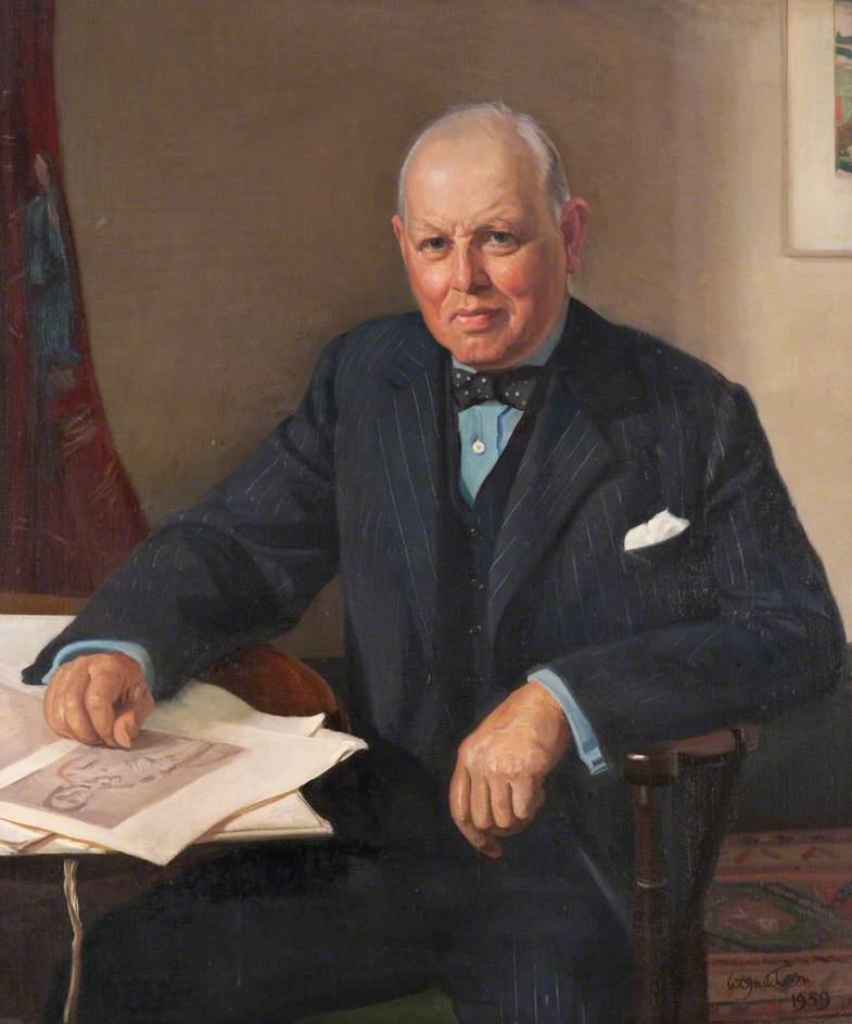 Sir John Richmond (1869–1963)