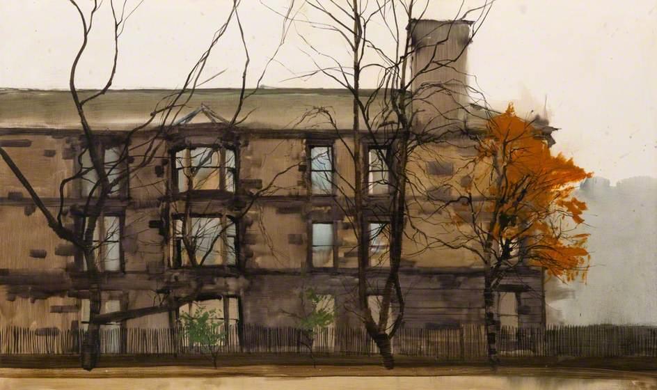 Holyrood Quadrant, Glasgow