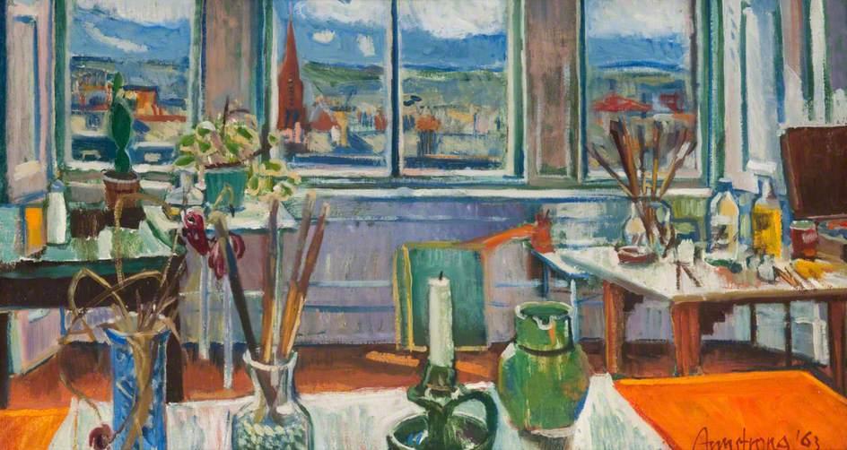 The Artist's Studio, Garnethill