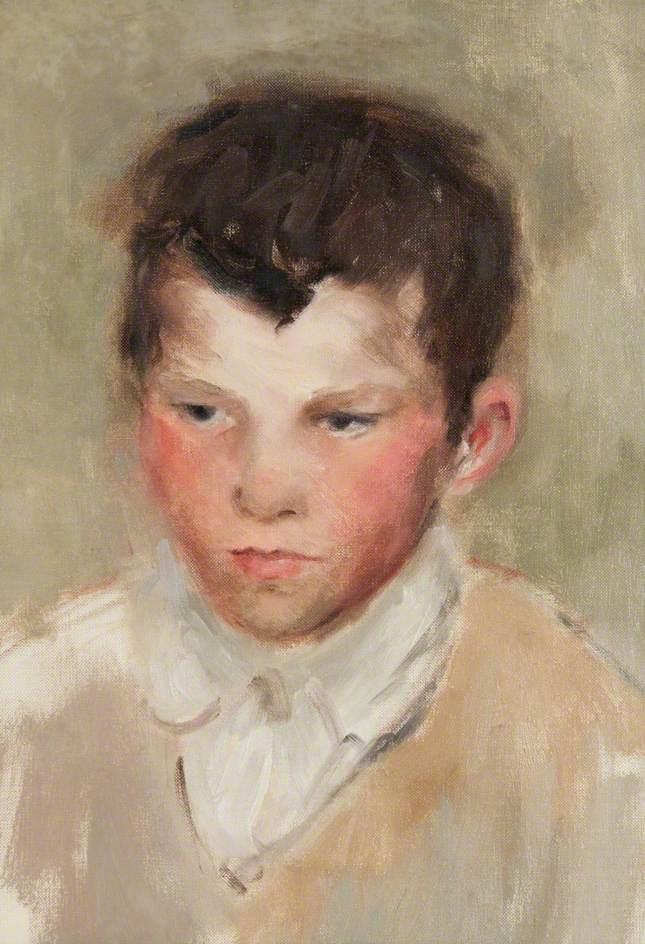 Sketch of a Small Boy