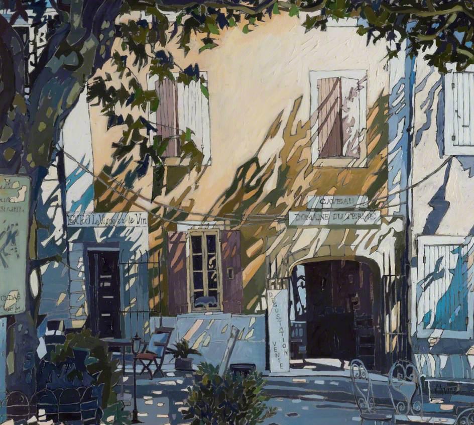 In the Shade, Gigondas, Provence