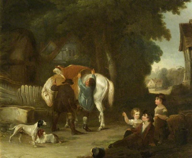 The Sale of the Pet Calf