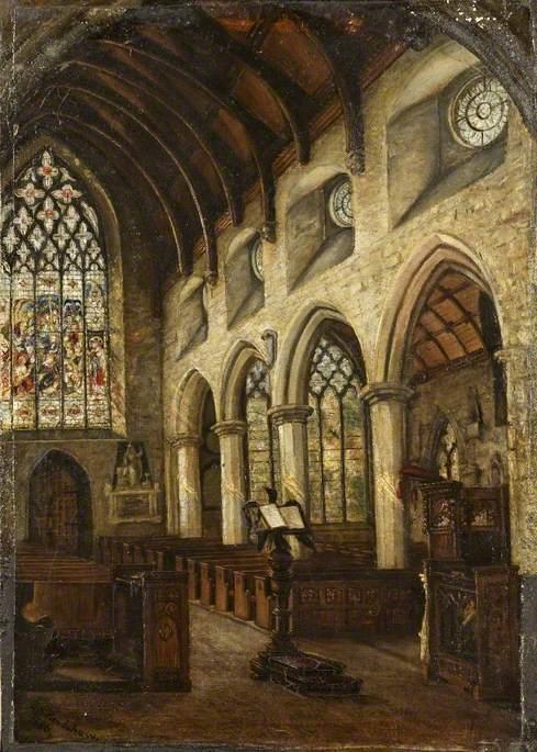 St Mary's, Cheltenham, Gloucestershire
