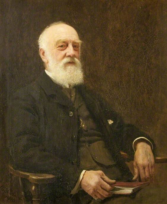 Dr E. T. Wilson (1832–1918)