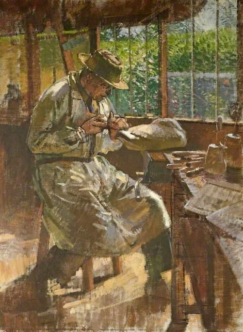 William George Simmonds (1876–1968)