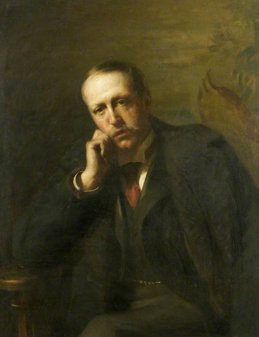 Sir James Tynte Agg-Gardner (1846–1928), Honorary Freeman (1896), Mayor of Cheltenham (1908–1909 & 1912–1913)