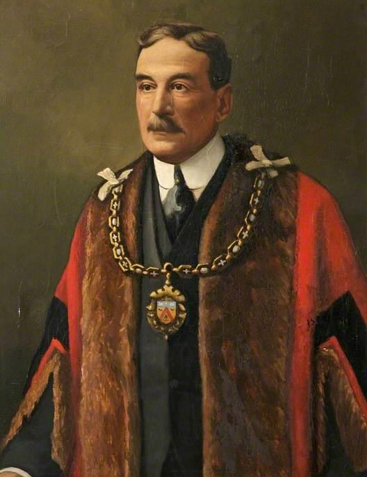 Alderman Charles Henry Margrett (1863–1906)